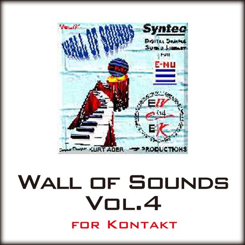 Wall of Sounds Vol.4 for Kontakt