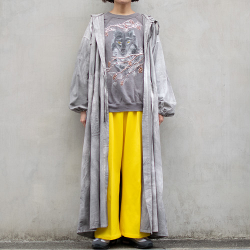 Overdyed Long Gown