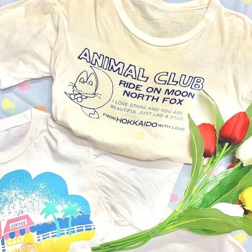 ANIMAL CLUB Tシャツ