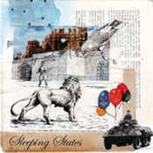 Sleeping States / Rivers[中古7inch]