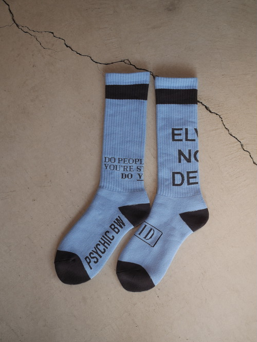 BLACK WEIRDOS / ACID Sox (BLUE)