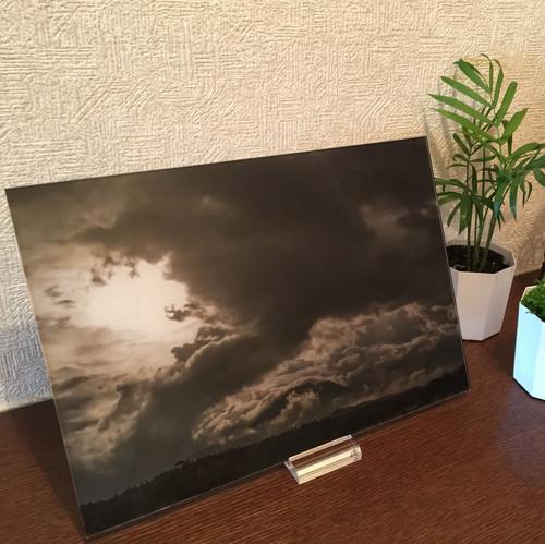 「神の山霧島」アクリルフォトプリント