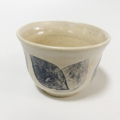 手づくり陶芸 湯呑  Pottery Yunomi (teacup), handmade,hand-painted
