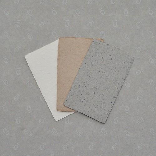 NP®︎ NAME CARDお試しセットA / NOZOMI PAPER Factory