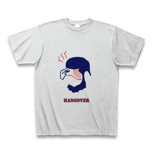 悪酔いT-shirt アッシュ