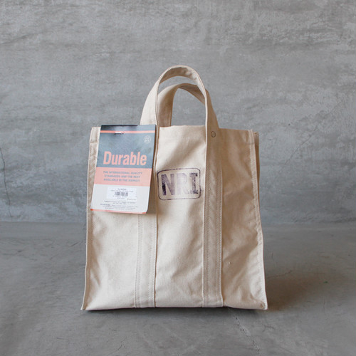PUEBCO LABOUR TOTE BAG Small Off White(プエブコ レイバー トートバッグ S オフホワイト)