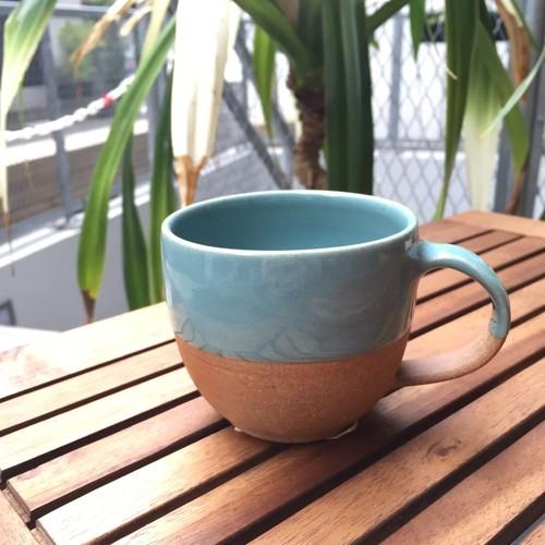 nkuku マリセラミック コーヒーマグ