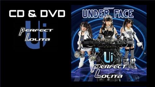 "2nd CD&DVD  ""PERFECT LOLITA"""