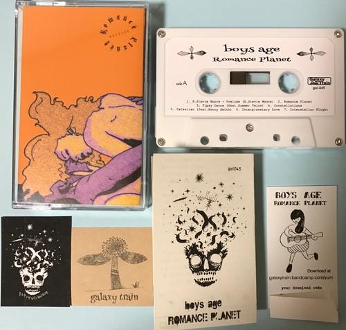 "gal-045  boys age  ""Romance Planet"" カセットテープ"