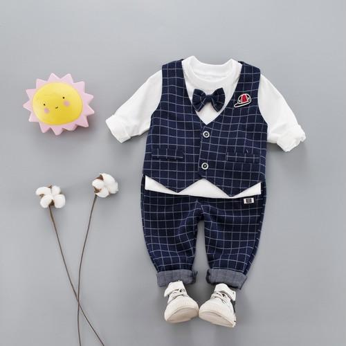 【ベビー服】気持ち良い伸縮性とフィット感ベビーコーディネート26777960