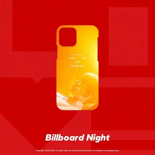 """Endless Love Tour"" iPhone Case(写真/オレンジ)"