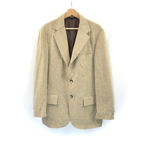 【Madison CLOTHES】Wool Check Jacket