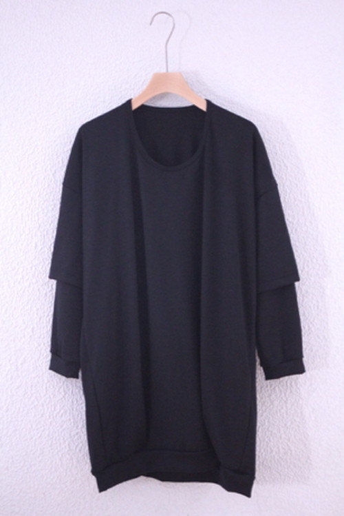 black easy layer / ohta