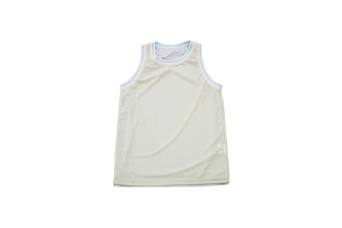 EZ DO by EACHTIME. REVERSIBLE MESH TANKTOP