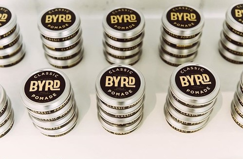 28g CLASSIC POMADE by BYRD