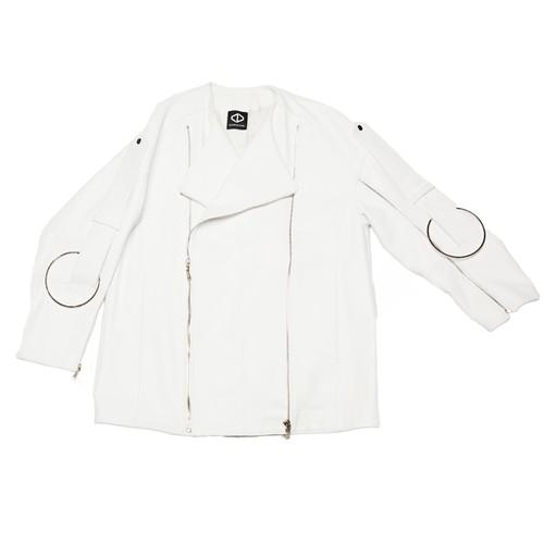 Riders Jacket (White)
