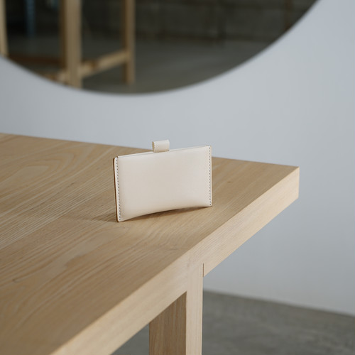 【21SS / NATURAL】CARD CASE