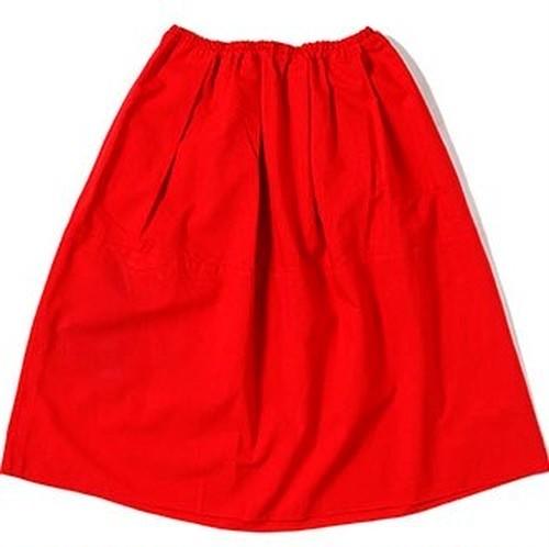 【うなぎの寝床】久留米絣スカート