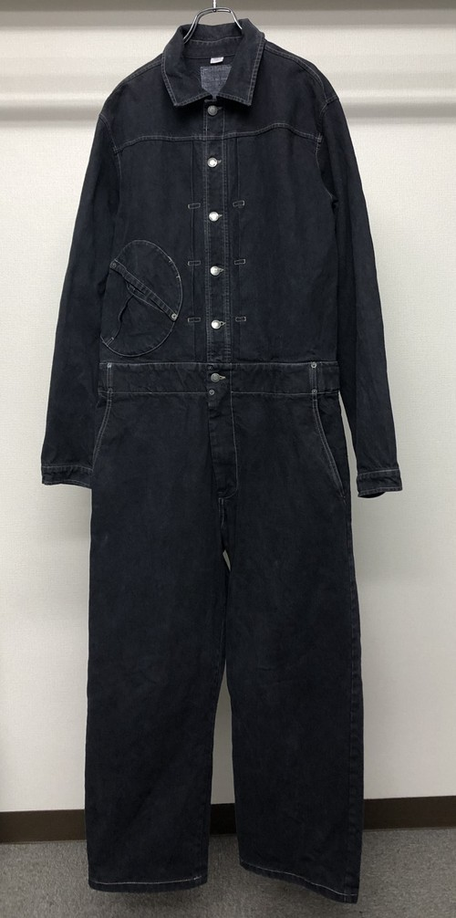 AW2004 HUSSEIN CHALAYAN BOILER SUIT WITH CD WALKMAN POCKET