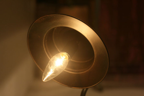 ZUBE IRON WORKS【DESK-LIGHT】