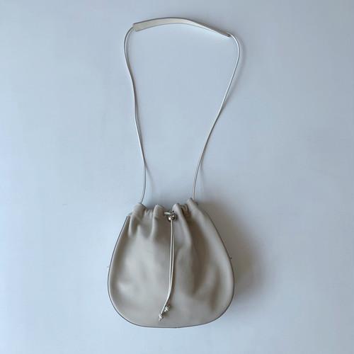 【_Fot】gather bag M_circle /1103b