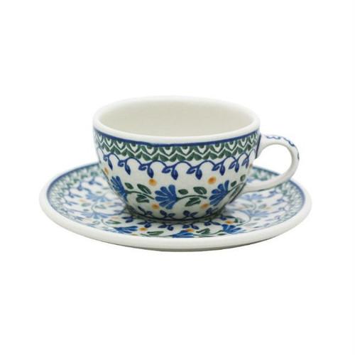 Ceramika Artystyczna カップ&ソーサー No.883