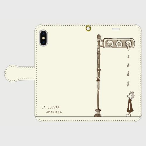 AMARILLA iPhone用手帳型ケース
