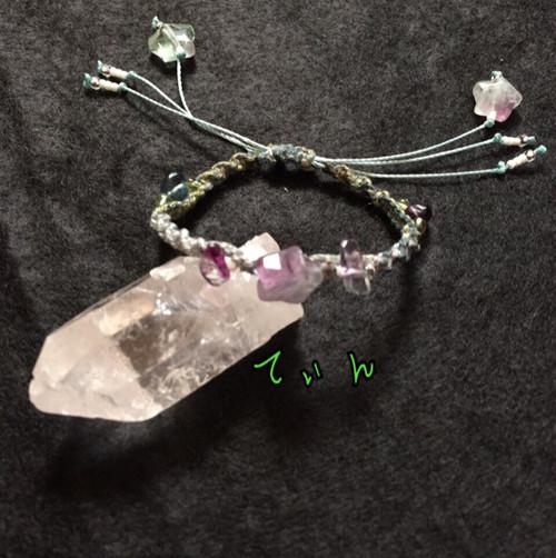 カシオペア。蛍石 Cassiopeia. Fluorite