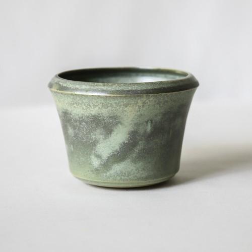 Cylinder Pot(Nostalgia Green※窯変) SMALL