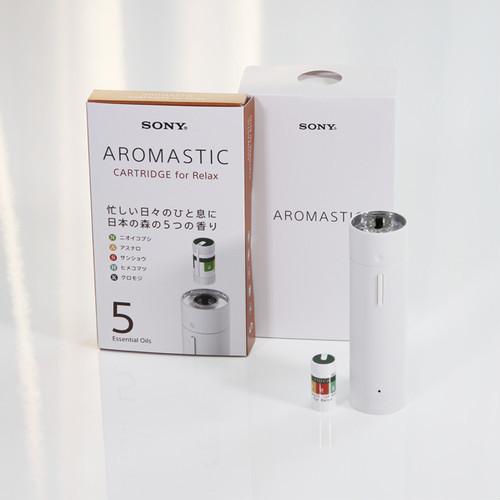 【送料無料】AROMASTIC アロマスティック本体+AROMASTICカートリッジforリラックス セット販売