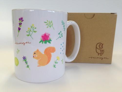 tsumaoiマグカップ