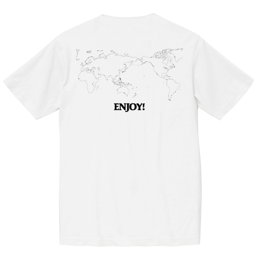 ENJOY WORLD Tシャツ