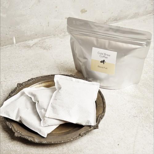 水出しコーヒーパック 3pack 【ブレンドフルボディ】