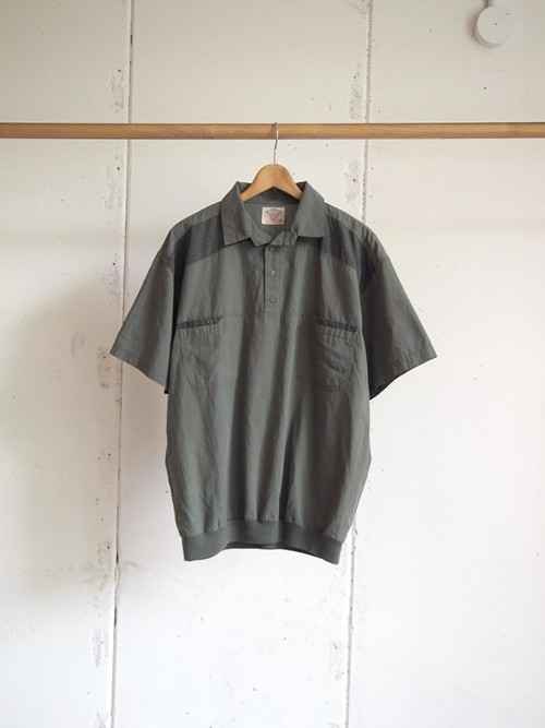 USED / CARDELLI, Short sleeve Pullover shirts