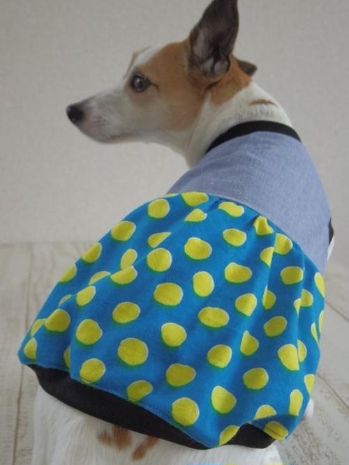 ¥3,132→2,592【L/XXL】Dots baloon skirt