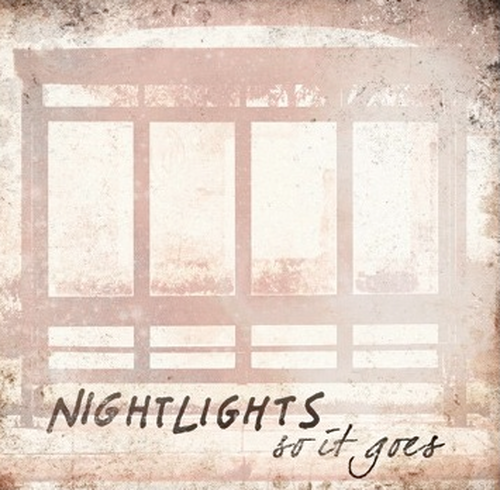 nightlights / so it goes cd