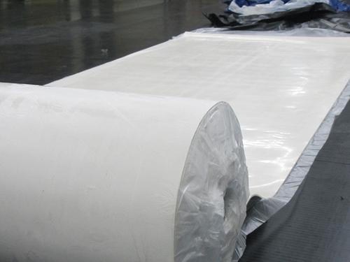 NR 白ゴム(硬度:65±5° )(色:白 )【1m/m × 1000W × 20m巻(重量:30kg)】