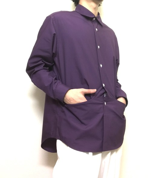 "Pocket Shirts ""どパープル"""
