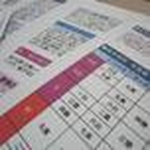 九紫火星3月(自分からみた相性表)