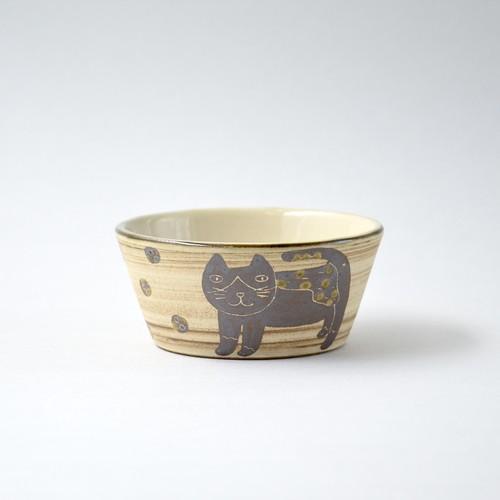 ハチワレネコの小鉢 大2