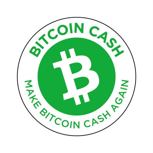 BitcoinCash缶バッジ シリーズC COFA(C2-009)