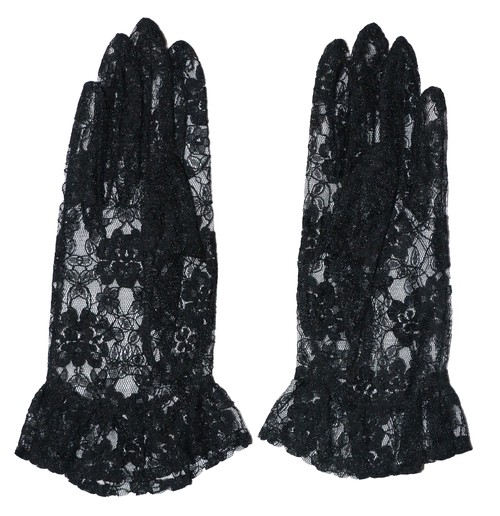 Black WeddingGlove
