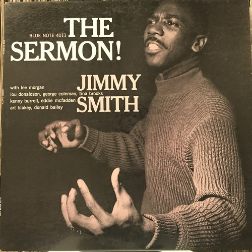 JIMMY SMITH /  THE SERMON !  (1958)
