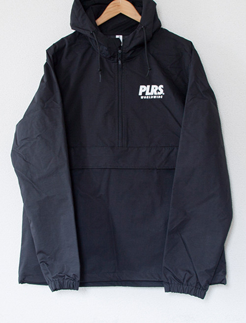 ※Restock【POLARIS】PLRS Windbreaker (Black)