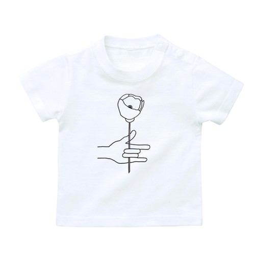 Baby Love and Rock n' Roll (White)