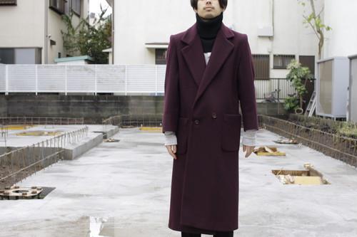 """FORECASTER"" Wool Coat"