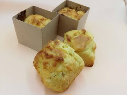 ~おうちで過ごそう~簡単手作りスイーツキット【卵・小麦不使用!!さつまいもと米粉のマフィン】2回分セット