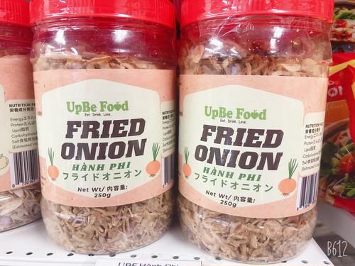 Hành Phi -Fried Onion(Shallot)- フライオニオン(シャロット)-250g