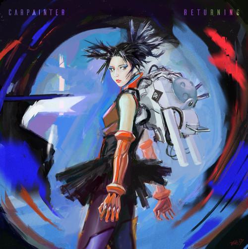 [送料無料] Carpainter - Returning [CD]