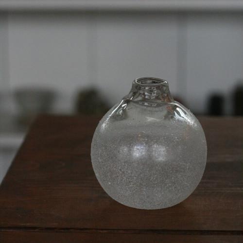小國香織 花器(白雪)